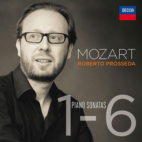 Roberto Prosseda - Mozart Sonatas 1-6
