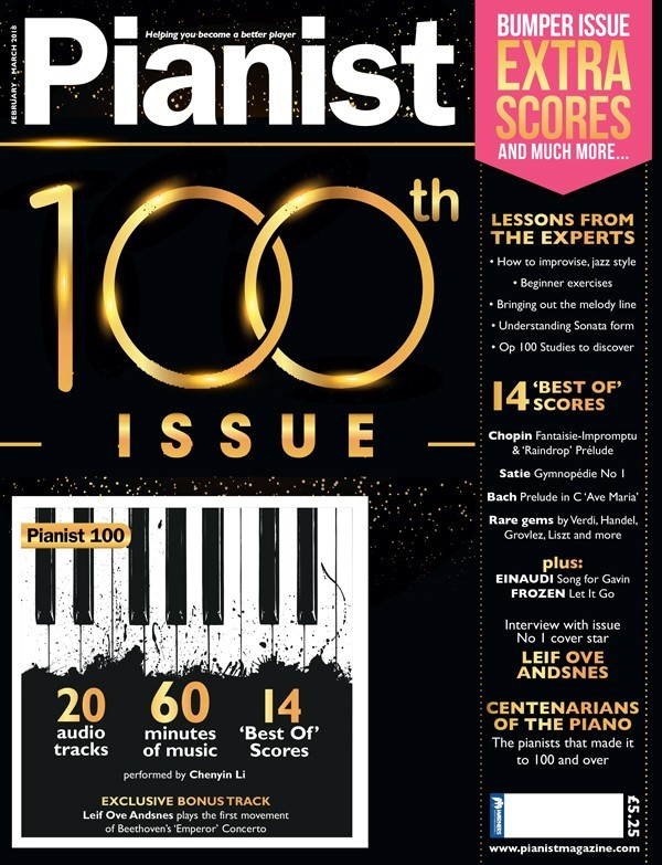 Pianist Magazine issue 100