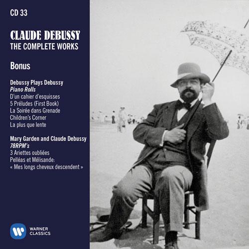 Debussy - Disc 33: Bonus material