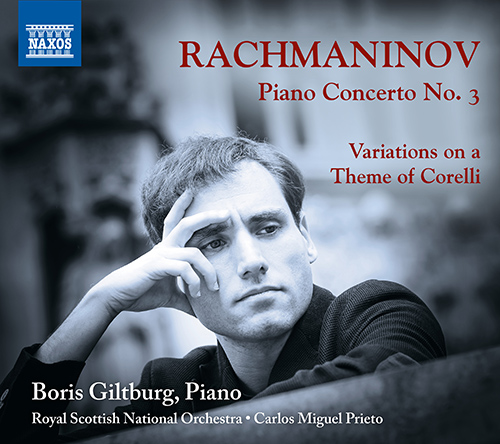 Giltburg plays Rachmaninoff Piano Concerto 3
