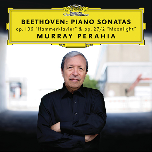 Perahia Plays Beethoven Moonlight and Hammerklavier