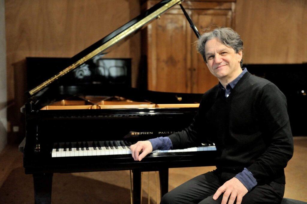 Piano maker Stephen Paulello