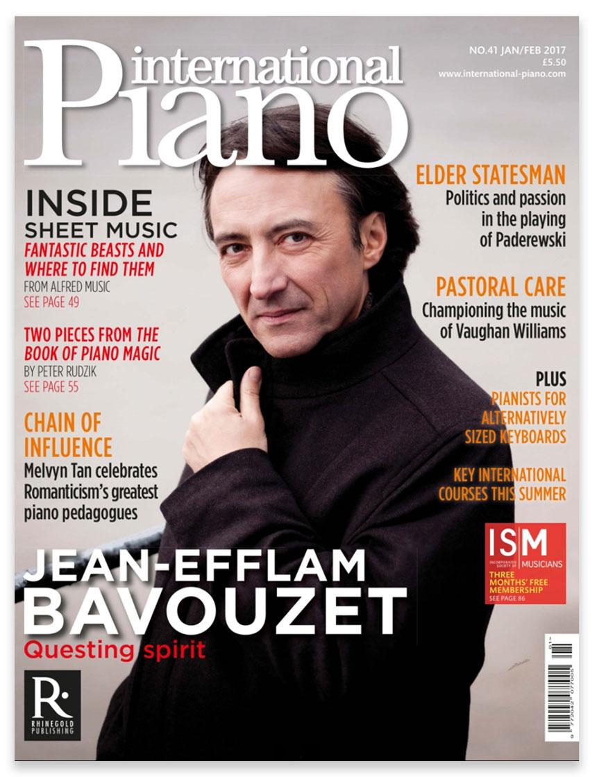 Piano Street Site News