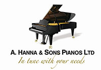 Hanna Pianos - Piano Sales & Services