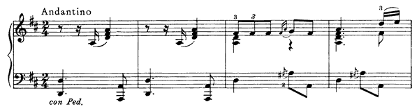 Tango Op. 165 No. 2  by Albéniz piano sheet music