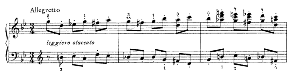 Serenata Op. 165 No. 4  by Albéniz piano sheet music