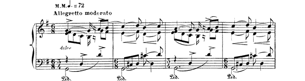 Almería  No. 5  by Albéniz piano sheet music