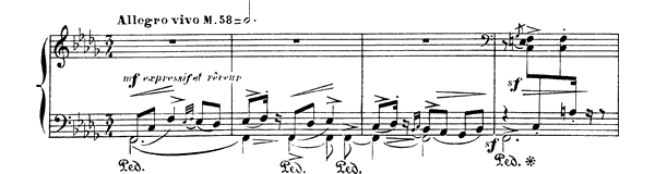 Málaga  No. 10  by Albéniz piano sheet music