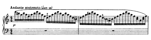 Etude Op. 18 No. 2  by Bartók piano sheet music