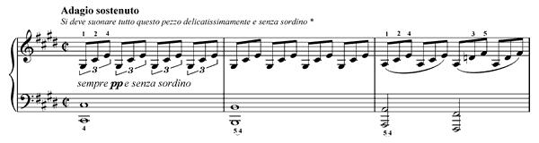 50733f1d0d0 Download piano score  Beethoven - Sonata 14 (Moonlight) Op. 27 No. 2 ...