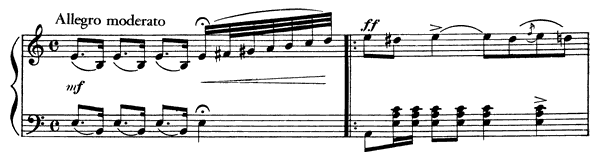 Toreador Song from Carmen   in A Minor by Bizet piano sheet music