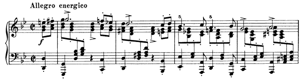 Ballade Op. 118 No. 3  in G Minor by Brahms piano sheet music