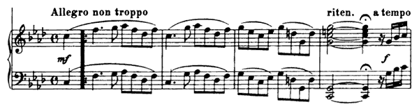 Piano Quintet Op. 34  in F Minor by Brahms piano sheet music