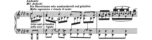 Bach: Chorale Prelude (BWV 639)  No. 5  in F Minor by Busoni piano sheet music