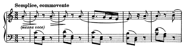 Sonatina  No. 1  by Busoni piano sheet music