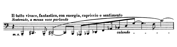Sonatina  No. 2  by Busoni piano sheet music
