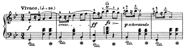 Mazurka Op. 7 No. 1  in B-flat Major by Chopin piano sheet music
