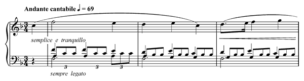 Nocturne Op. 15 No. 1  in F Major by Chopin piano sheet music