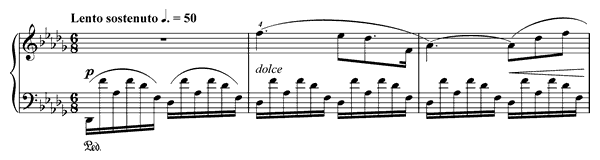 Nocturne Op. 27 No. 2  in D-flat Major by Chopin piano sheet music