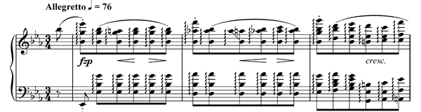 Etude Op. 10 No. 11  in E-flat Major by Chopin piano sheet music