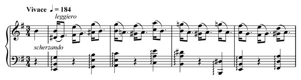 Etude Op. 25 No. 5  in E Minor by Chopin piano sheet music