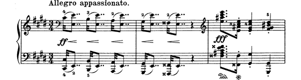 Polonaise Op. 26 No. 1  in C-sharp Minor by Chopin piano sheet music