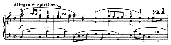 Sonatina Op. 37 No. 3  in C Major by Clementi piano sheet music