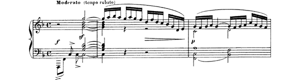 Prelude  No. 1  in F Major by Debussy piano sheet music