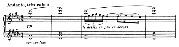 Prelude, Cortège et Air de Danse   by Debussy piano sheet music