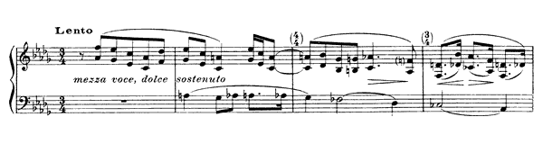 Pour les sixtes  No. 4  by Debussy piano sheet music