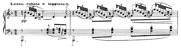 Pour les agréments  No. 8  by Debussy piano sheet music