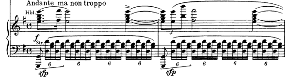 Fantaisie for Piano and Orchestra   in G Major by Debussy piano sheet music