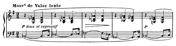 Hommage à Haydn   by Debussy piano sheet music
