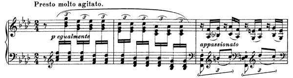 Grand Etude  No. 10  in F Minor by Liszt piano sheet music