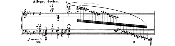 Grand Etude  No. 7  in E-flat Major by Liszt piano sheet music