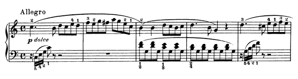 Sonatina Op. 88 No. 1  in C Major by Kuhlau piano sheet music