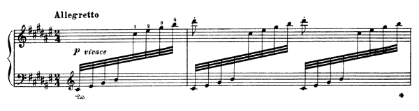 Les jeux d'eau à la Villa d'Este  No. 4  by Liszt piano sheet music