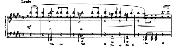 Il pensieroso  No. 2  by Liszt piano sheet music