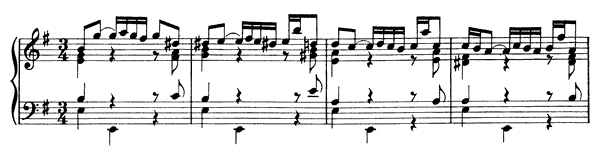 Bach: Prelude & Fugue for Organ, BWV 548  S. 462 No. 5  in E Minor by Liszt piano sheet music