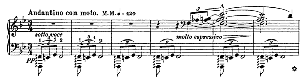 Romantic Fantasy on Two Swiss Melodies  S. 157  in B-flat Major by Liszt piano sheet music