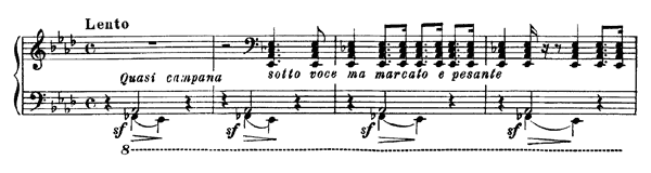 Verdi: Miserere  S. 433  in A-flat Major by Liszt piano sheet music