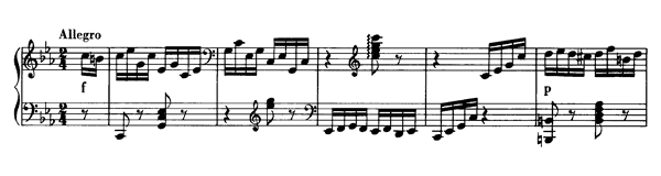 Variation on a Waltz by Diabelli  S. 147  in C Major by Liszt piano sheet music