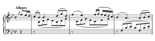 mozart piano sonata k 333 analysis Mozart - sonata in bb k333 1st movement: problem analysis  developing  various touches, and voice making (ie, letting the piano sing), etc,.
