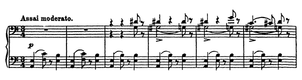 Vision Fugitive Op. 22 No. 12  by Prokofiev piano sheet music