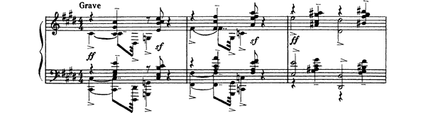Etudes-Tableaux Op. 33 No. 8  in C-sharp Minor by Rachmaninoff piano sheet music