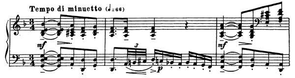 Prelude Op. 23 No. 3  in D Minor by Rachmaninoff piano sheet music