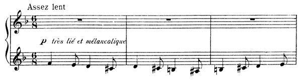 Unpleasant Observations   by Satie piano sheet music