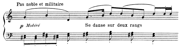 Danse Cuirassée (Période Gresque)  No. 2  by Satie piano sheet music