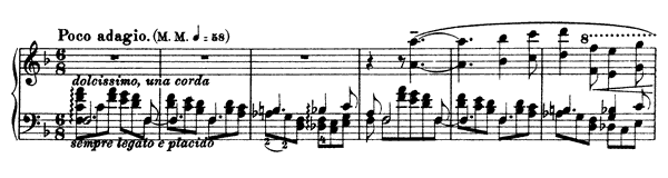 Paysage  No. 3  in F Major by Liszt piano sheet music